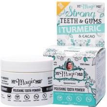 Polishing Tooth Powder Spearmint 40g