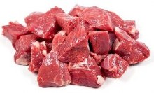 Diced Beef 500g