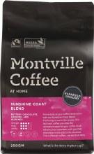 Coffee Ground (Espresso) Sunshine Coast Blend 250g