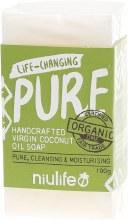 Coconut Oil Soap Pure - Unscented 100g