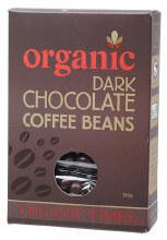 Chocolate Coffee Beans Dark Chocolate 150g