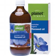 Flax Oil Australian 500ml
