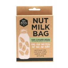 Nut Milk Bag With Recipe Booklets