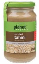 Tahini Unhulled 375g