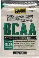 Branched Chain Amino Acids Pure 500g