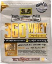 360Whey (WPI+WPC Combo) Chocolate 1kg