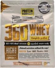360Whey (WPI+WPC Combo) Vanilla Bean 1kg