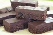 Gluten Free Organic Flourless Chocolate Slice (12 Slices)