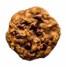 Spelt & Oat Organic Chocolate Cookie Large
