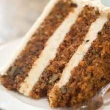 Iced Carrot Organic Cake Hi Top Large