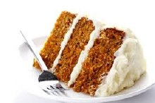 Spelt Carrot and Cranberry Cake