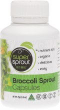 Broccoli Sprout Powder VegeCaps (750mg) 100