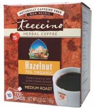 Herbal Coffee Bags Hazelnut 10
