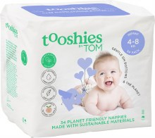 Nappies Infant 34