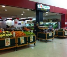 Top Spot Fruit Mart (Selected Organic Local Hub)
