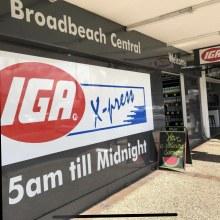 Broadbeach Central IGA Express (selected Organic Local Hub)