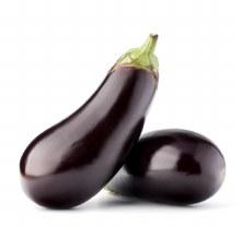 Eggplant Black/Purple Each