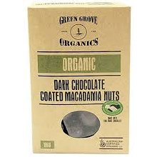 Dark Chocolate Macadamia 180g