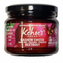 Beetroot Cashew Cheese Dip 250G