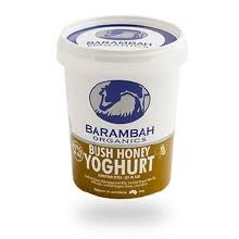 Yoghurt Bush Honey 200g Tub