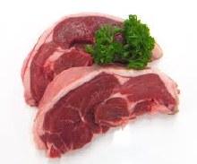 Lamp Rump Steak 500g