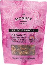 Paleo Granola Hazelnut, Fig & Cardamon 300g