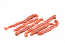 Beef Strips 500g