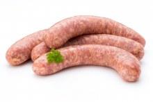 BBQ Beef thin 1kg Sausage