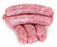 Beef Thick 1kg Sausage