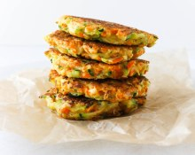 SOL Carrot Zucchini Fritter (8 Pack)