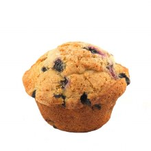 Vegan Muffin Blueberry