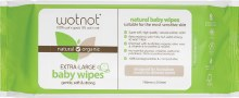 Baby Wipes 100% Biodegradable