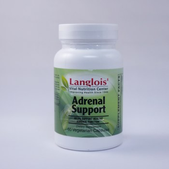 Adrenal Support 60 Capsules