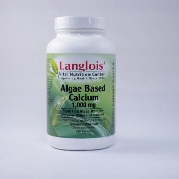 Algae Calcium 180 Tablets