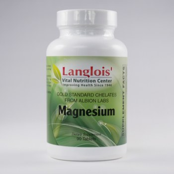Magnesium Gold 90 Tablets