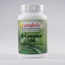 B-Complex 100mg 100 Tablets