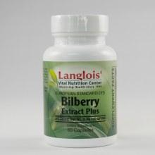 Bilberry Plus 60 Capsules