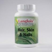 Hair, Skin & Nails 90 Tablets