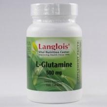 L-Glutamine 100 Tablets