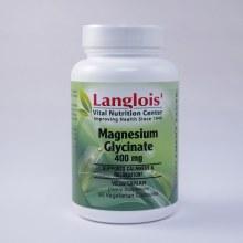 Magnesium Glycinate 90 Capsules