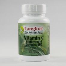 Vitamin C Bioflavonoid Complex 100 Tablets