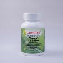 Women's 15 Billion Probiotic Formula 60 Tablets