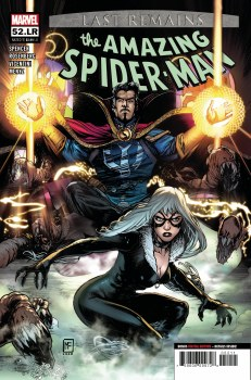 Amazing Spider-Man Vol 5 #52.LR Cover A Regular Marcelo Ferreira Cover
