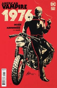 American Vampire 1976 #1 Cover A Regular Rafael Albuquerque Cover