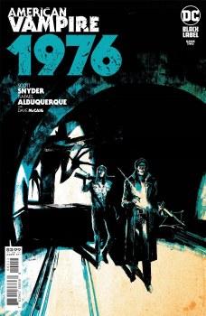 AMERICAN VAMPIRE 1976 #2 COVER A RAFAEL ALBUQUERQUE MAIN COVER