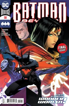 Batman Beyond Vol 6 #50 Cover A Regular Dan Mora Cover