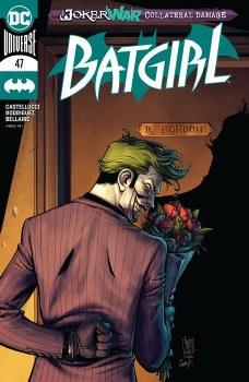 Batgirl V.5 #47 Cover A Giuseppe Camuncoli Main Cover