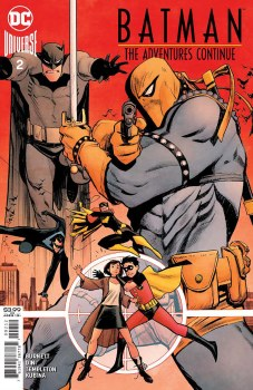 Batman The Adventures Continue #2 SECOND PRINT Cover C Sean Murphy Recolored Variant Cover