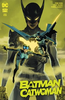 Batman Catwoman #4 (of 12) Cover A Regular Clay Mann Cover