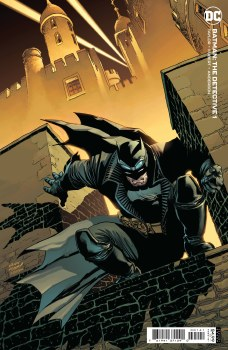 Batman The Detective #1 (of 6) Cover B Variant Andy Kubert Card Stock Cover